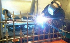 Welding Fabrication Department
