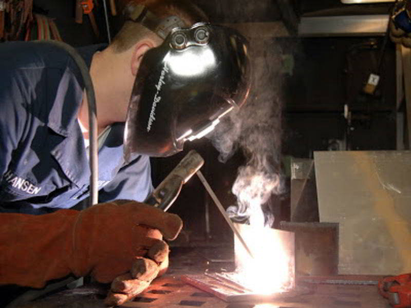 Welding and Fabrication Process [Learn] Image